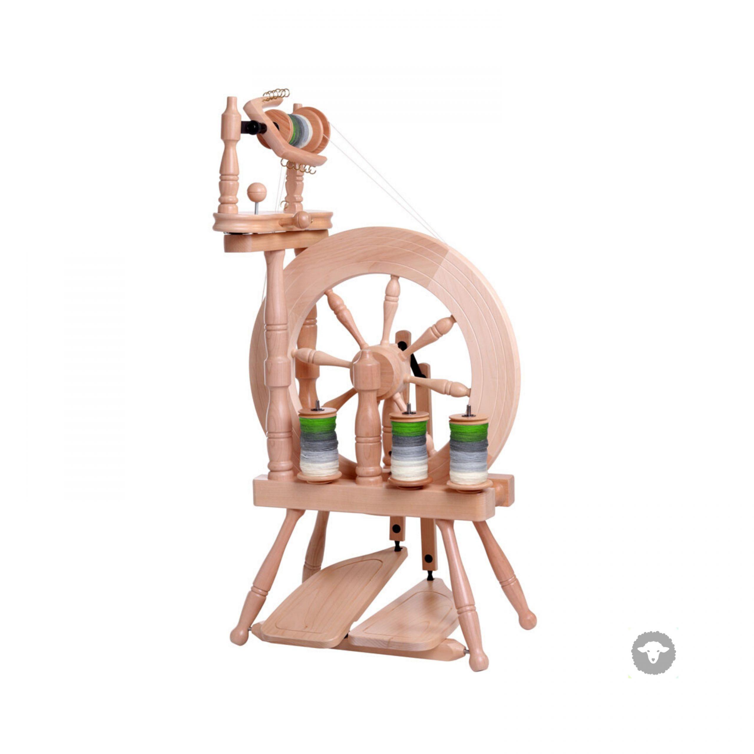 Ashford Traveller Spinning Wheel Wool Craft Sa