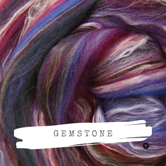 Ashford Silk Merino Gemstone available on Wool Craft