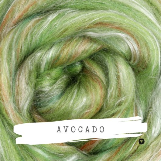 Ashford Silk Merino Avocado available on Wool Craft