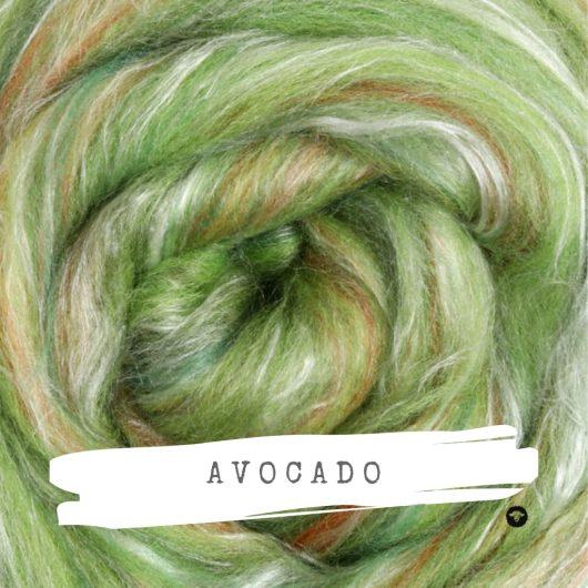 Ashford Silk Merino Avocado available on Wool Craft