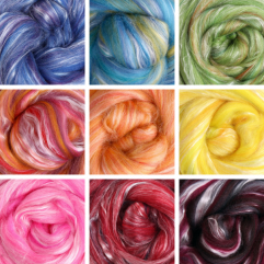 Ashford Silk Merino available on Wool Craft