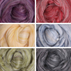 Ashford Alpaca Merino available on Wool Craft in 8 colourways