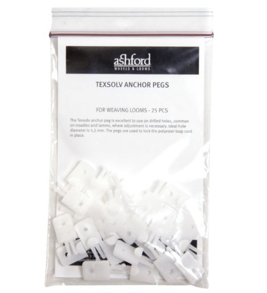 Texsolv Anchor Pegs - Packaged 25pc