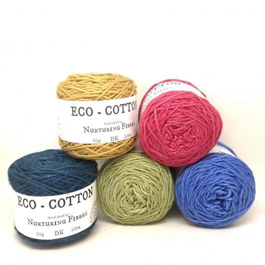 Buy Nurturing Fibres EcoCotton Yarn online
