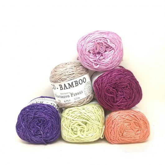 Buy Nurturing Fibres Bamboo Yarn online