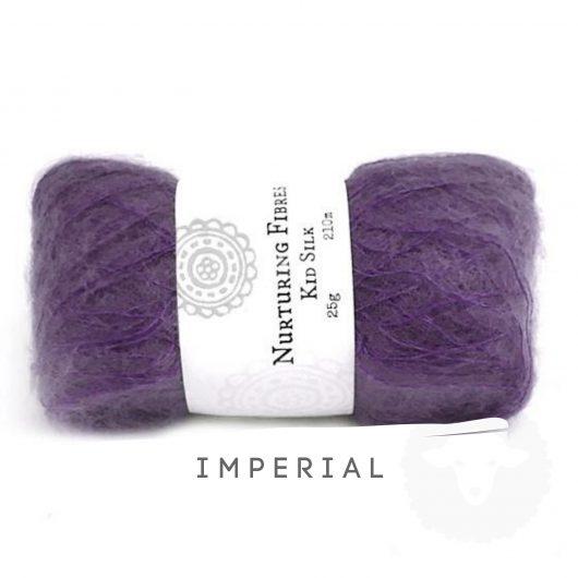 Buy Nurturing Fibres KidSilk Lace online - Imperial