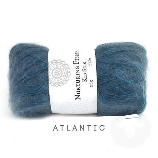 Buy Nurturing Fibres KidSilk Lace online - Atlantic