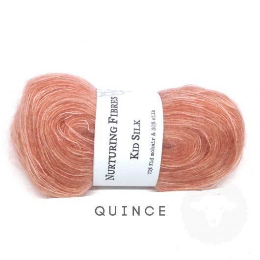 Buy Nurturing Fibres KidSilk Lace online - Quince