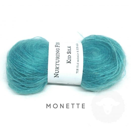 Buy Nurturing Fibres KidSilk Lace online - Monette