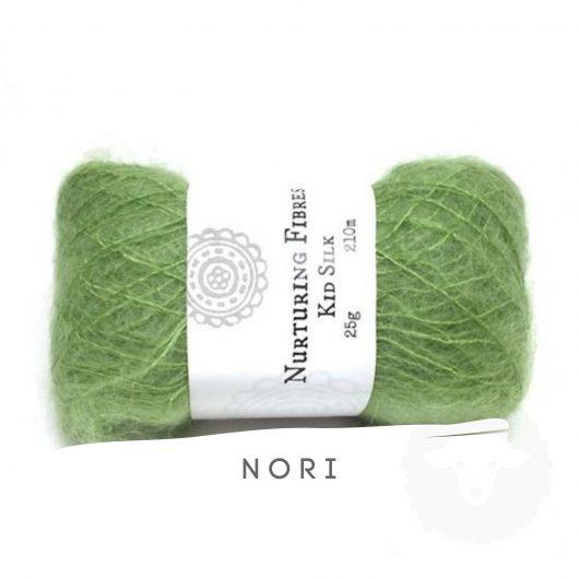 Buy Nurturing Fibres KidSilk Lace online - Nori