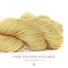 Nurturing Fibres SuperTwist DK 100% Merino - Vanilla